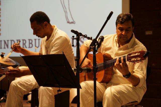Eduardo Macedo und Fernando Moreira