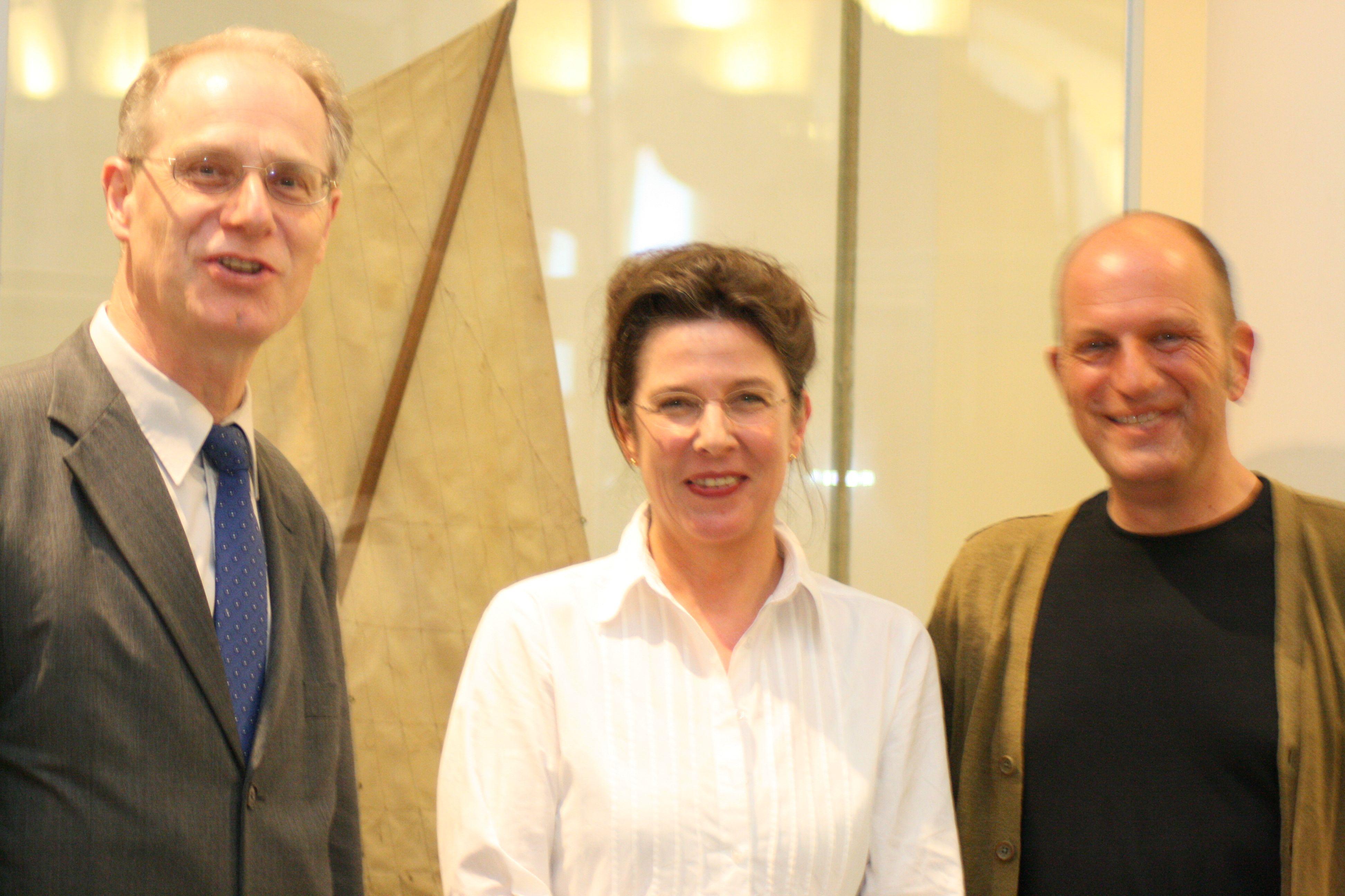 Dr. Blümel, Dr. Gausmann-Läpple, Andreas Steinhöfel