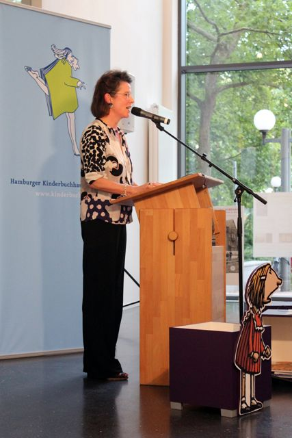 Dr. Dagmar Gausmann-Läpple, Leitung Kinderbuchhaus