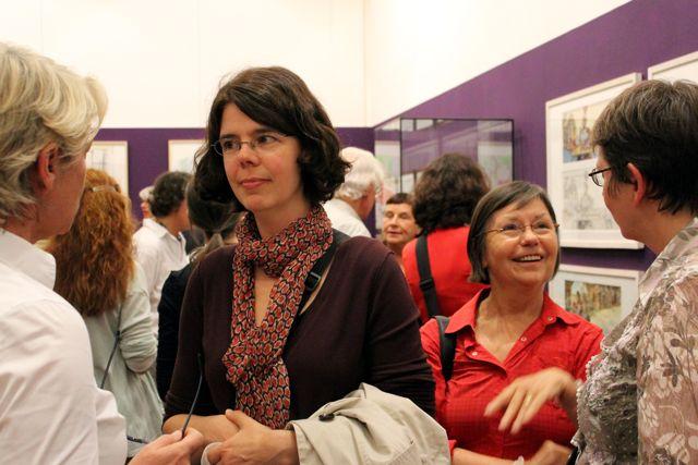 Henriette Sauvant (Illustration) und Andrea Herzog (Hörcompany)
