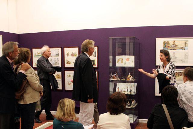 Führung durch die Ausstellung: Dr. Dagmar Gausmann-Läpple