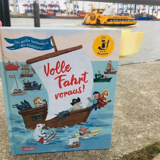 Volle Fahrt voraus! - Elbautoren, Carlsen Verlag 2021