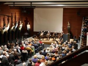 Benefizkonzert Hamburger Konservatorium