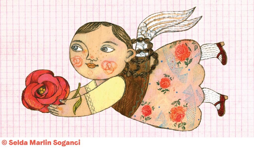 Engel von Selda Marlin Soganci (Illustratorin)