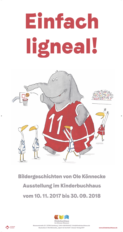 © Ole Könnecke, Sport ist herrlich. Hanser Verlag, 2017.